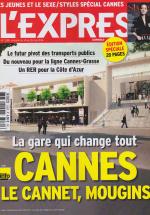 L'Express, édition spéciale Cannes - Mai 2014