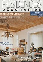 Résidences décoration - 2019