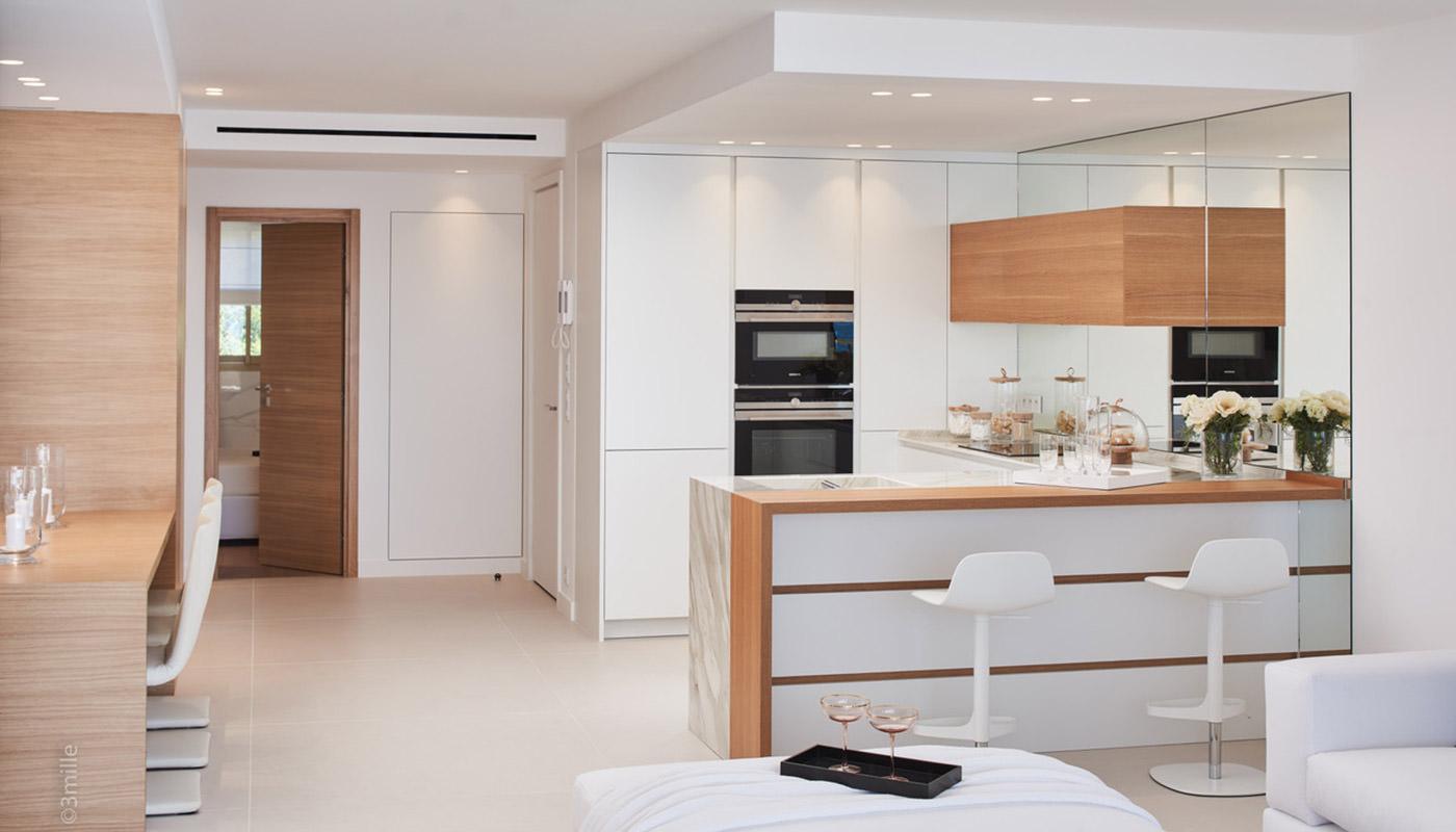 Appartement Semiramis - Cannes Californie