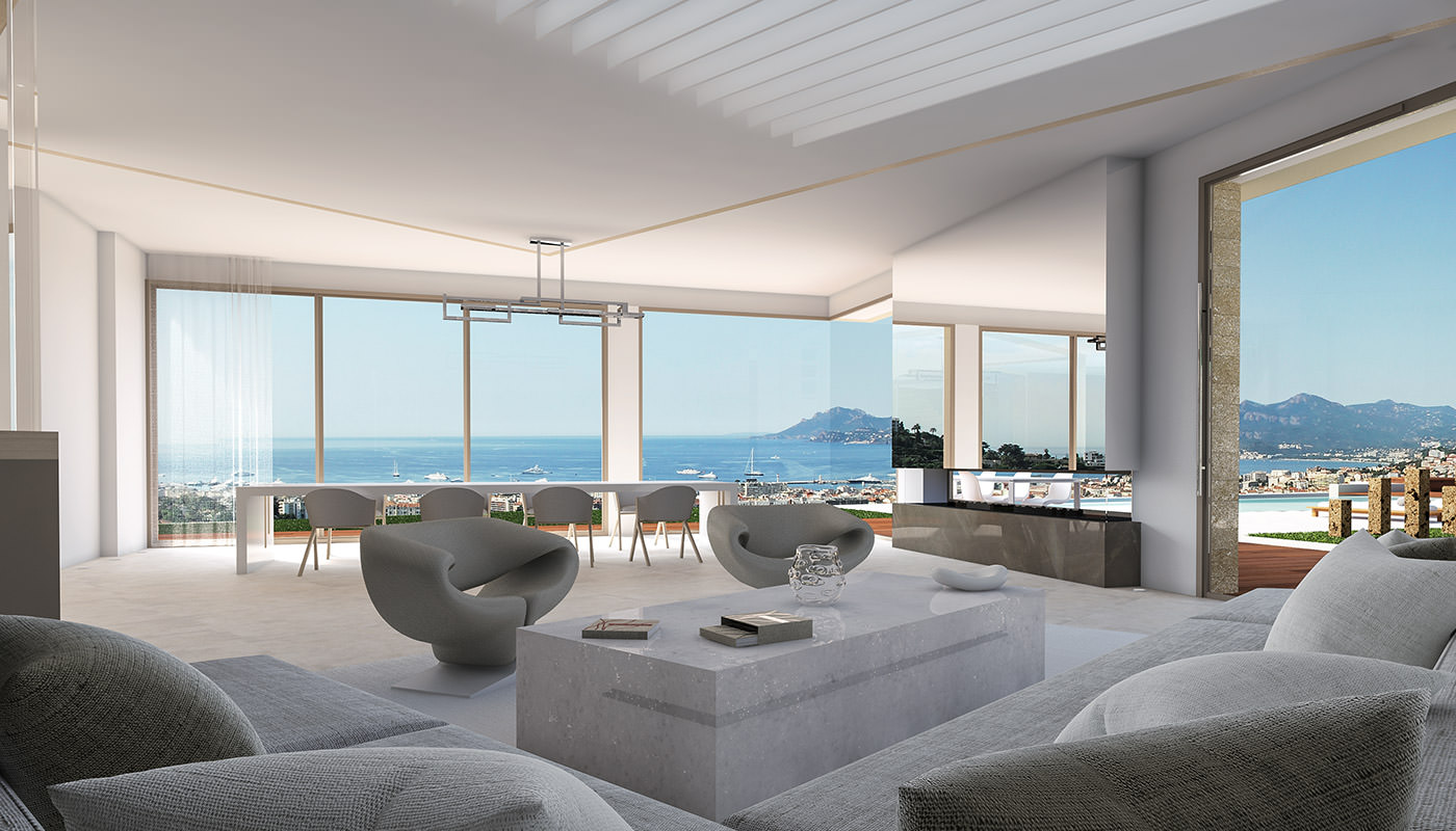 I VILLA – CANNES CALIFORNIE