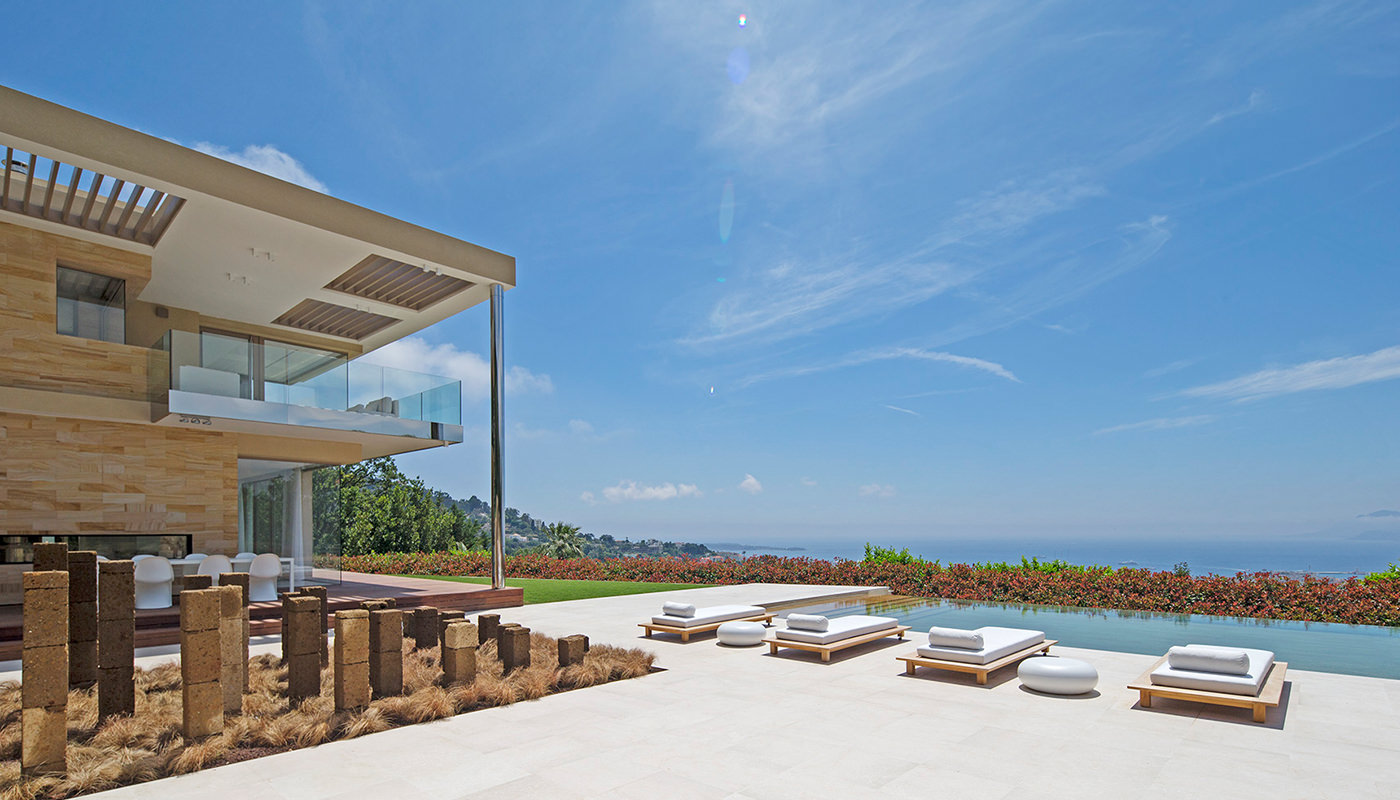 I Villa - Cannes Californie
