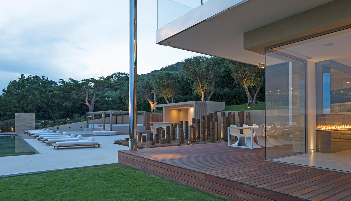 Architecte D Intérieur Cannes i villa • projets d'architecture intérieur