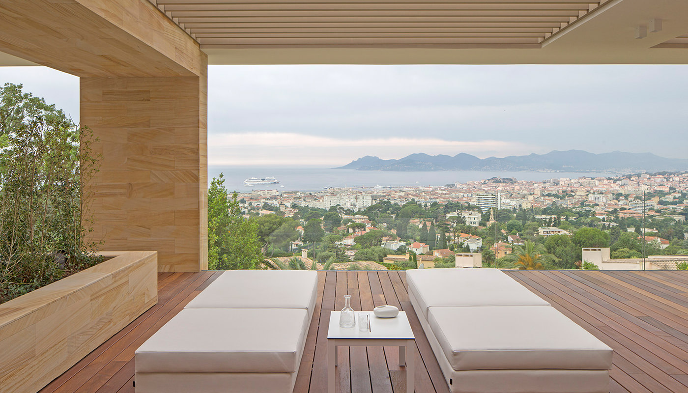 I Villa - Cannes Californie