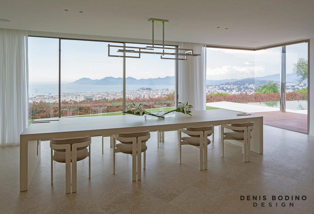 Table Portique - création Denis Bodino
