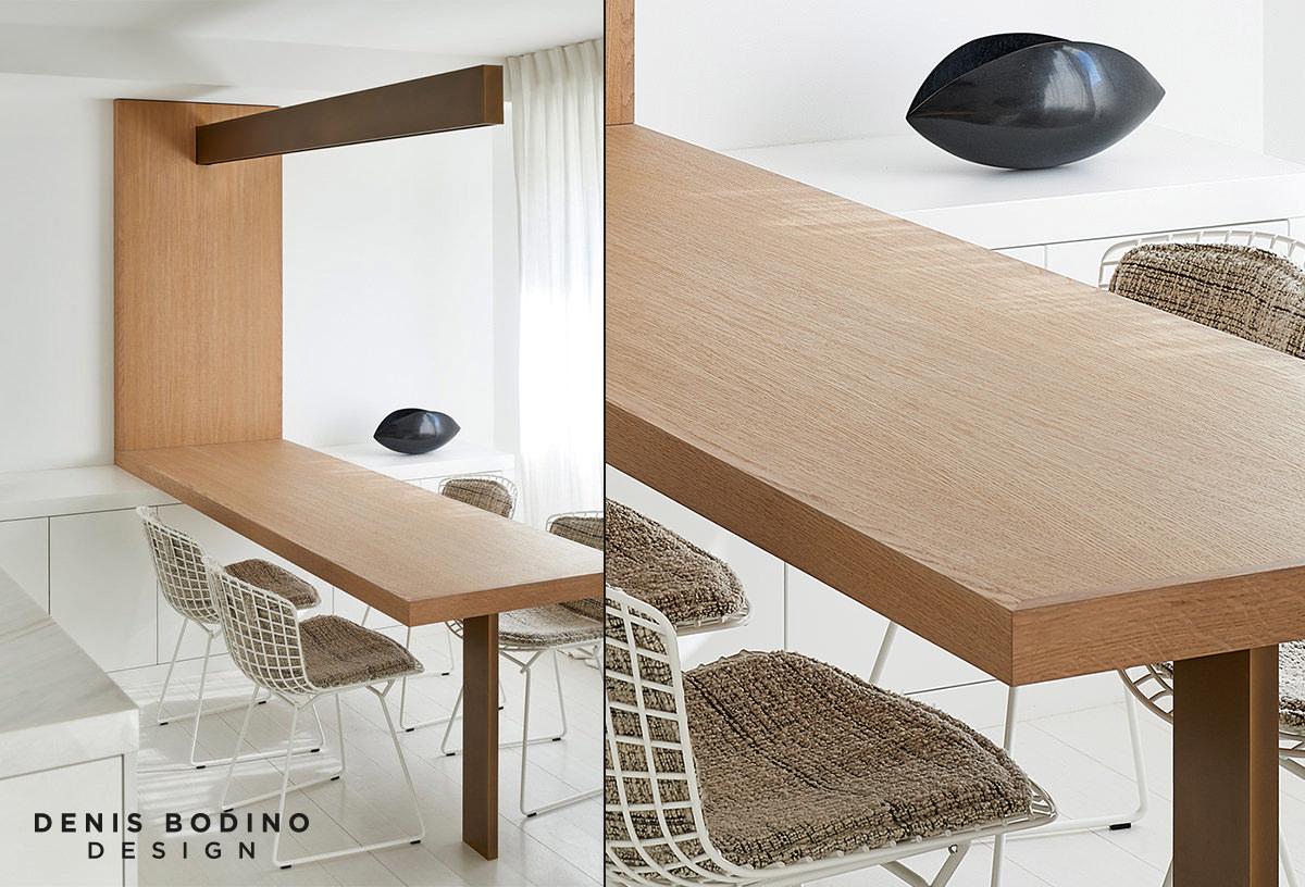 Table Potence - Création Denis Bodino