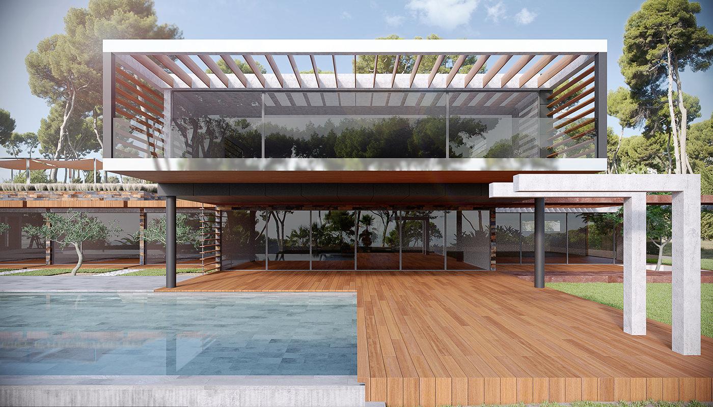Projet Villa D