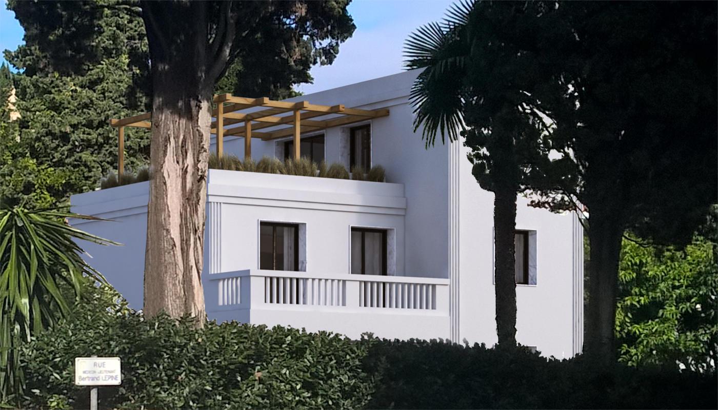 Villa L Cannes