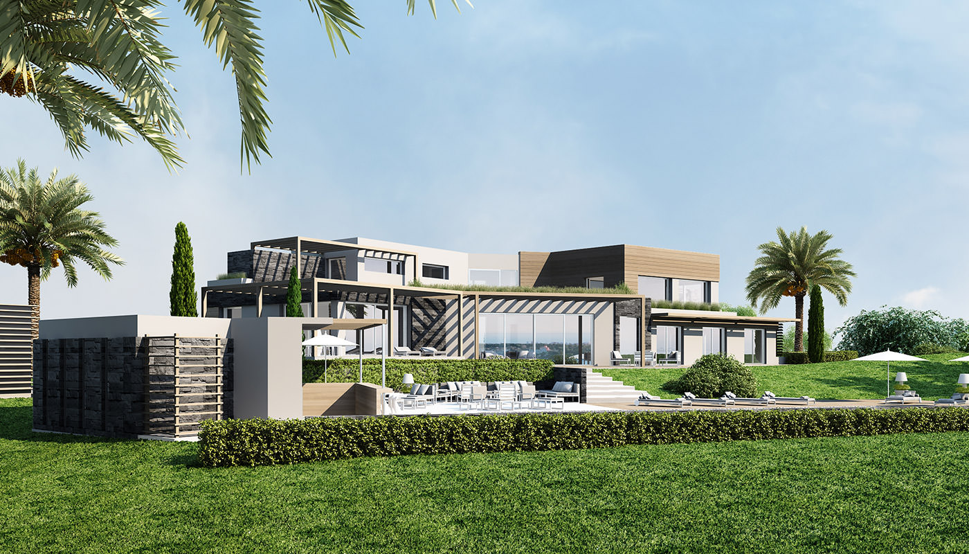 Villa Mirazur - Super Cannes