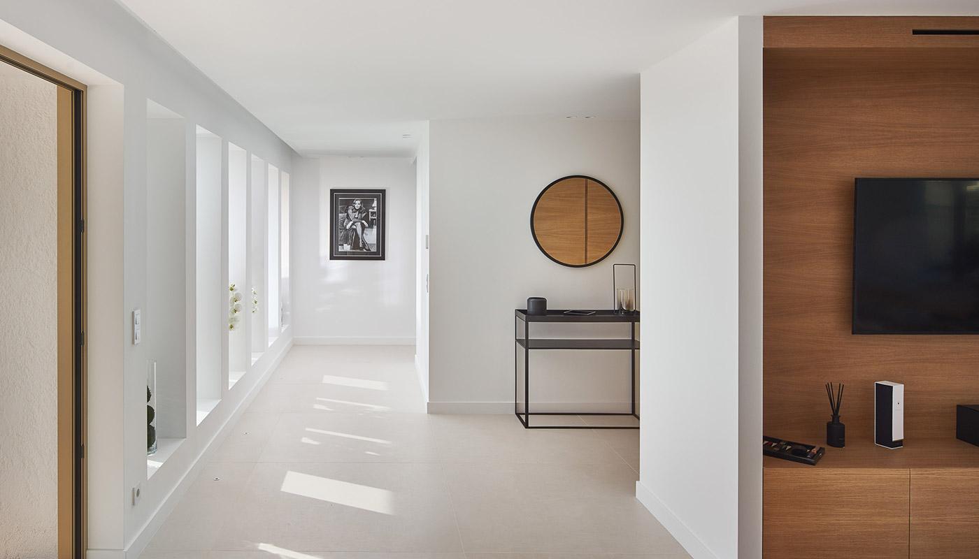 Architecte D Intérieur Cannes appartement - villa vera • projets d'architecture intérieur